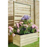 Grange Fencing Grange Urban Screen Planter