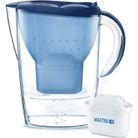 BRITA Marella Water Filter Jug - 2.4L Blue