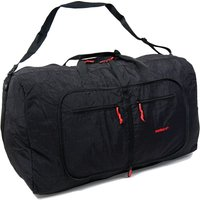 ROCK Members Large Ultra Lightweight Foldaway Holdall - Black