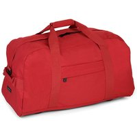 Rock Members Medium 65cm Holdall / Duffle Bag - Red