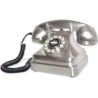 Wild And Wolf Wild & Wolf Lobby Telephone - Chrome