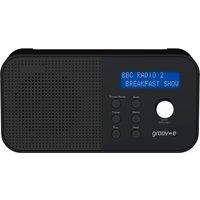 Groov-e Venice DAB Radio - Black