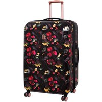IT Luggage Virtuoso Large 100% Polycarbonate Hard Shell Suitcase - Floral Print