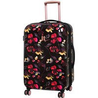 IT Luggage Virtuoso Medium Hard Shell Suitcase - Floral Print