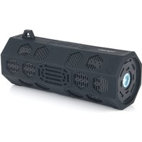 Intempo Black Wireless Bluetooth Speaker with Torch
