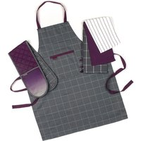 Progress Ombre Textile Set - Grey / Purple
