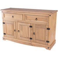 Halea Pine Medium Sideboard