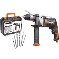 Worx 810W Corded Impact Drill