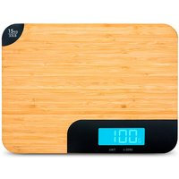 Bamboo Chopping Board with Scales