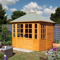 Rowlinson Clarendon Wooden Summerhouse