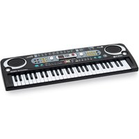 Academy of Music 54-Key Keyboard with Microphone