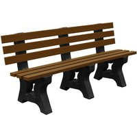 NBB Recycled Furniture NBB Recycled Multipurpose 2m Bench - Brown