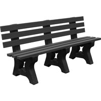 NBB Recycled Furniture NBB Recycled Multipurpose 2m Bench - Black