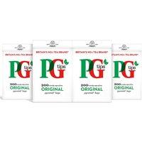 PG Tips Original Tea Bags - Pack of 800