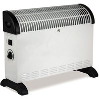 Status 2kW Convector Heater - White