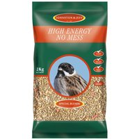 Johnston & Jeff High Energy No Mess Bird Seed - 2kg