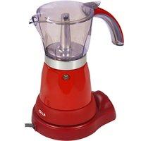 Jocca Italian Espresso Coffee Maker - Red