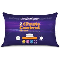 Slumberdown Climate Control Pillow - Pack of 2