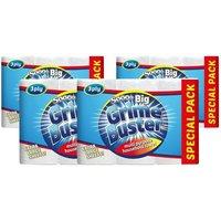 Sooo Big Grime Buster 3-Ply Kitchen Towel - 12 Rolls