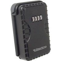Sterling KM3 Combination Locking Key Minder - Large