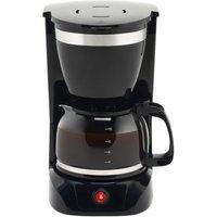 Salter EK2972 Coffee Maker with Keep Warm Function - Black