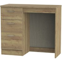 Yelanto 3-Drawer Dressing Table - Oak