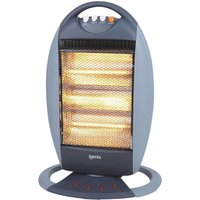 Igenix 1.2kW Halogen Heater