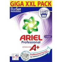 Ariel Professional XXL Giga Pack Colour Washing Powder - 265 Professional Washes (Approx 530 Home Washes)