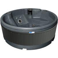 RotoSpa QuatroSpa Hot Tub - Dark Grey