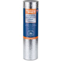 Thermawrap Radiator Reflective Foam 500mm x 4m