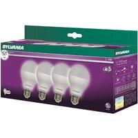 Sylvania LED 14W E27 Lamp - 4 Pack
