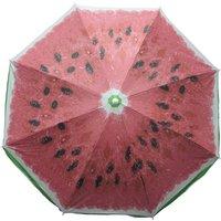 Beach Parasol - Watermelon