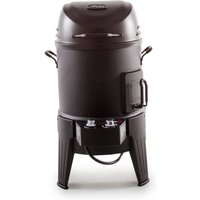 Char-Broil The Big Easy Smoker, Roaster and BBQ - Black