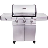 Char-Broil Platinum 3400 Gas BBQ - Stainless steel