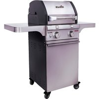 Char-Broil Platinum 2200 Gas BBQ - Stainless Steel