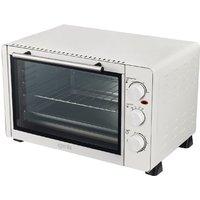 Igenix 1500W 30L Mini Oven with Grill - White