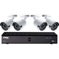 Lorex CCTV 8 Channel 1080p HD 2MP DVR 1TB + 4 x 2MP HD Cameras