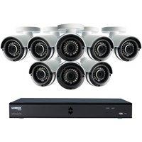 Lorex CCTV 16 Channel Super HD 4MP DVR 3TB + 8 x 4MP Super HD Cameras