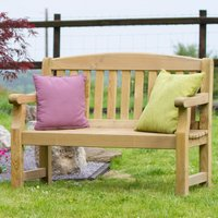 Zest4Leisure Zest Emily 4ft Bench and Cover