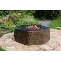 Elementi Columbia Fire Pit Table