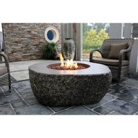 Elementi Burning Rock Fire Pit
