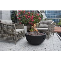 Elementi Modeno Jefferson Fire Bowl