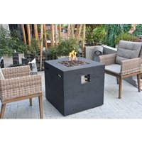 Elementi Modeno Ellington Fire Pit Table