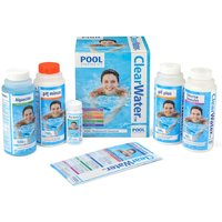Clearwater 1/2 Size Pool Starter Kit