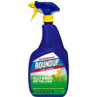 Roundup Lawn Weedkiller - 1L