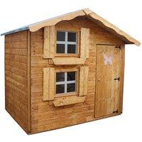 Mercia Double Storey Snowdrop Playhouse