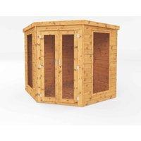 Mercia Corner Summerhouse - 7 x 7ft