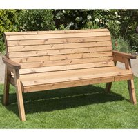 Charles Taylor Three Seater Winchester Bench