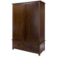Tilsbury Tilsbry 2 Door 2 Drawer Wardrobe
