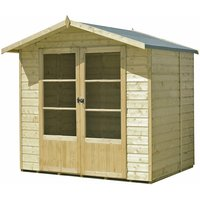 Shire Mumley Pressure Treated Summerhouse
